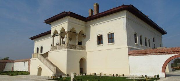 Palatul Brancoveanu Potlogi