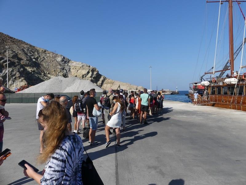 Imbarcare Volcano Tour