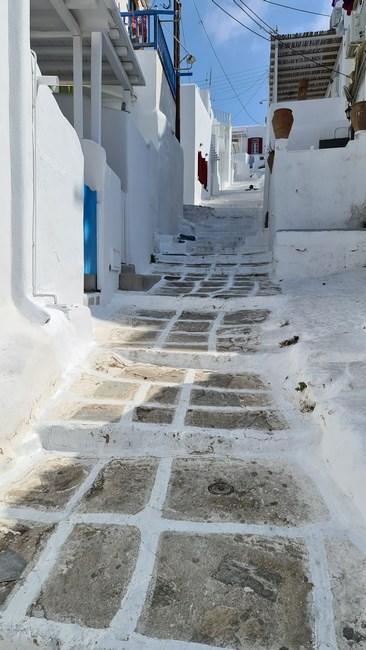 Stradute Mykonos