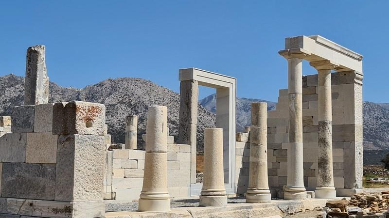 Templul Artemis Naxos