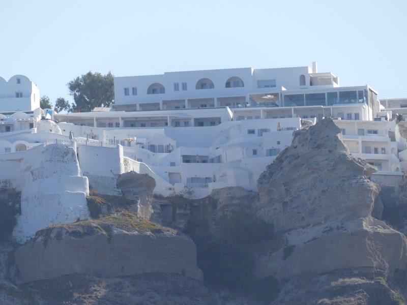 Hotel Lillium Santorini