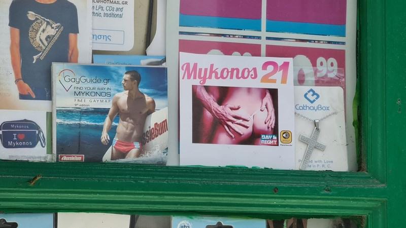 Gay in Mykonos