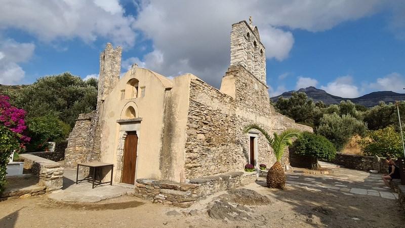 Panagia Drossiani Naxos