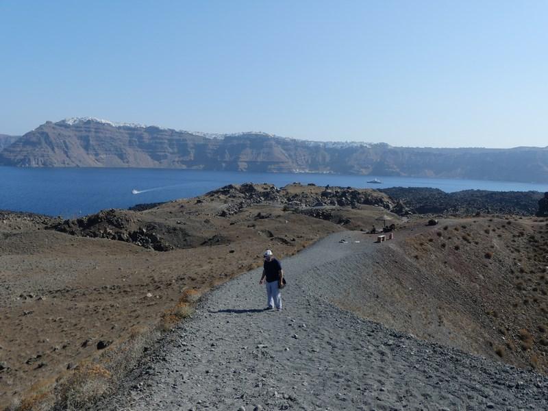Vulcan Santorini