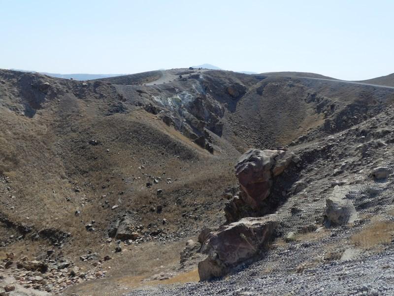 Crater Santorini