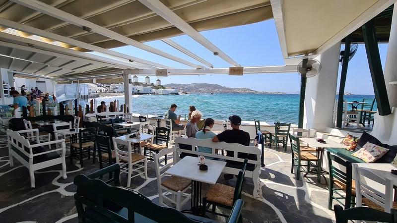 Cafe Veranda Mykonos