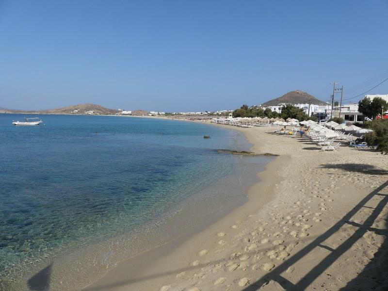Plaja Naxos