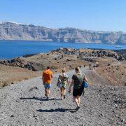 Tur vulcan Santorini