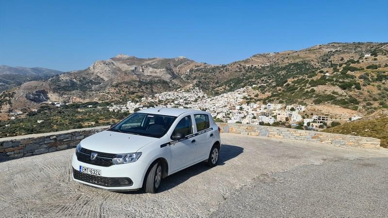 Naxos Vision rent a car