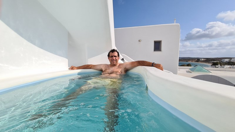 Lilly Residence Naoussa Paros