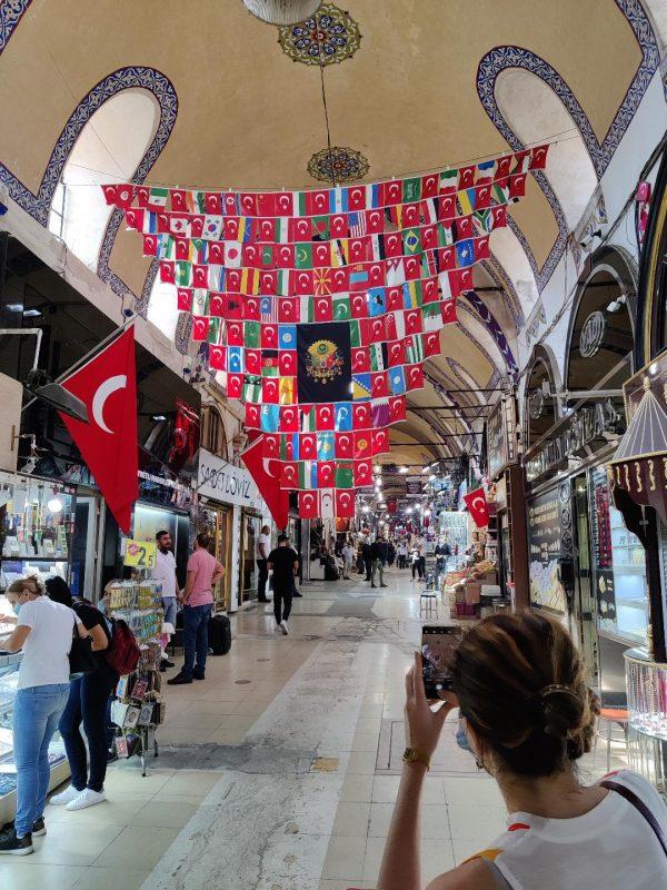 Marele Bazar Istanbul COVID
