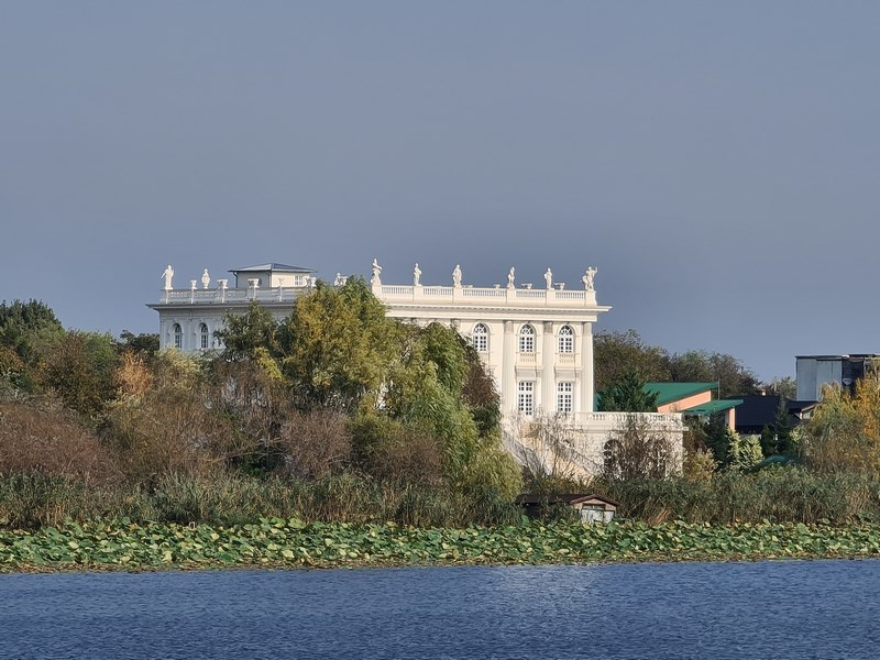 Palat lac Snagov
