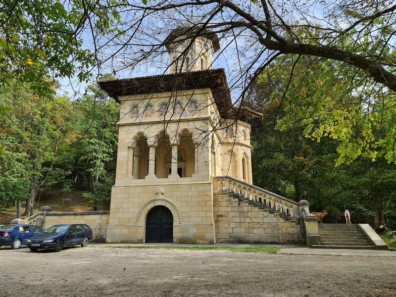 Cripta familiei Bratianu