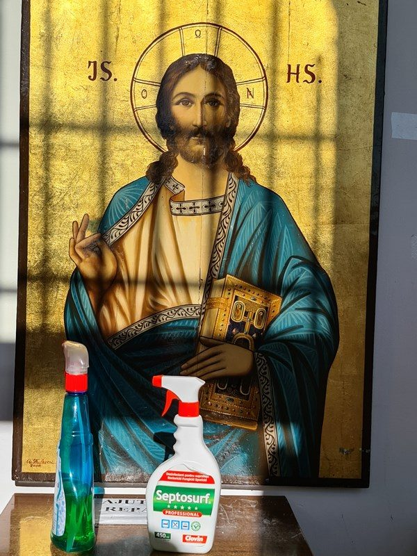 Icoana Isus