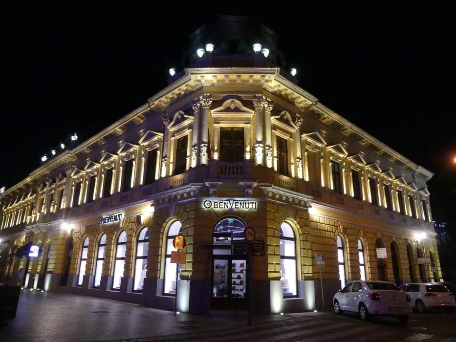 Oradea noaptea