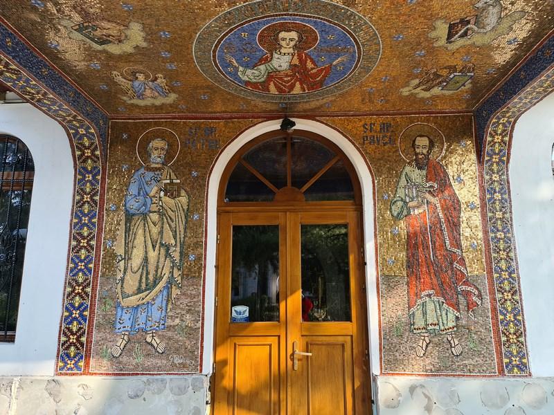 Mozaic Tiganesti