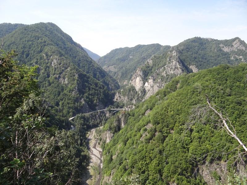 Panorama Poenari