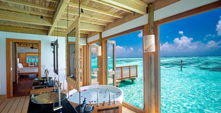 Gili Lankanfushi view