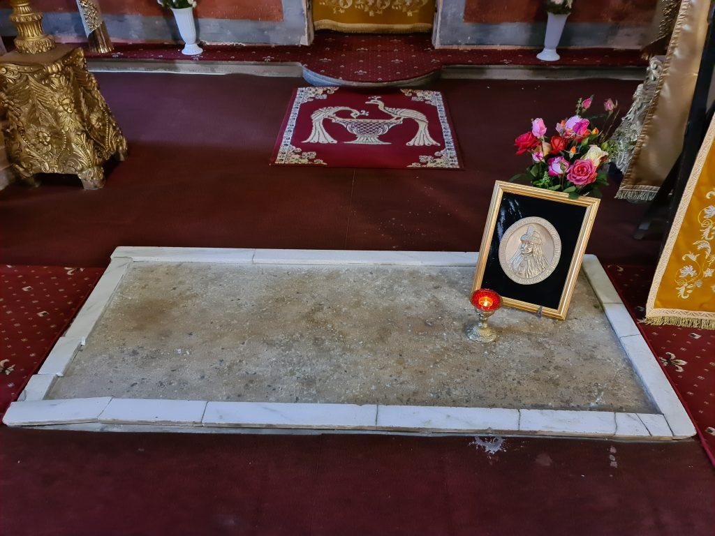 Mormant Vlad Tepes Snagov