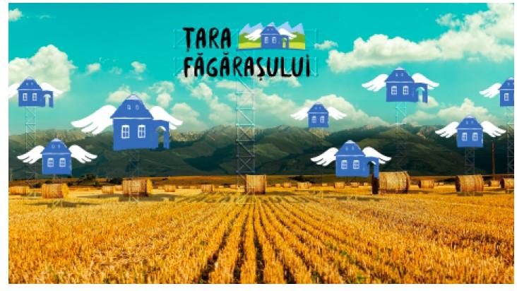 Panorama Tara Fagarasului