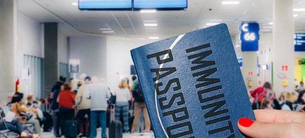 Pasaport imunitatate