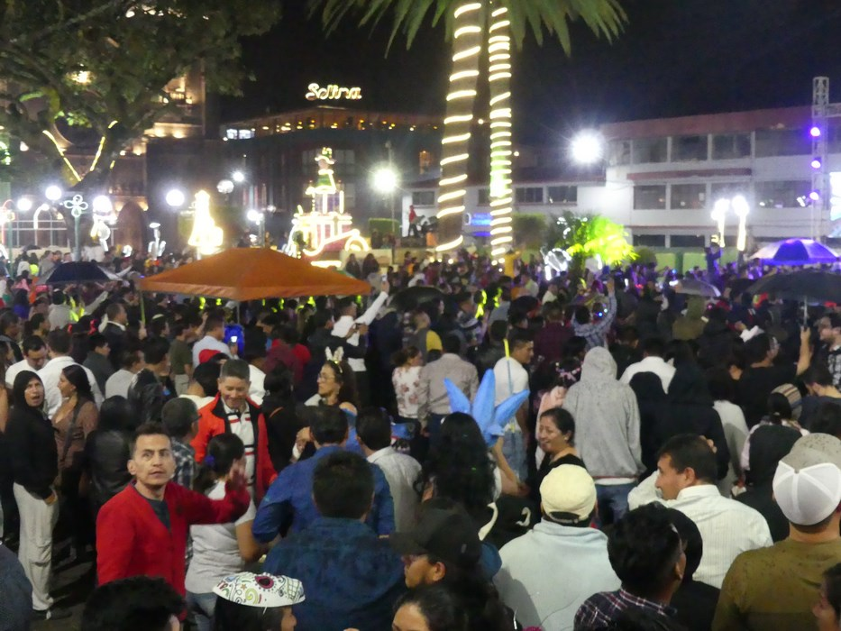 Revelion Ecuador