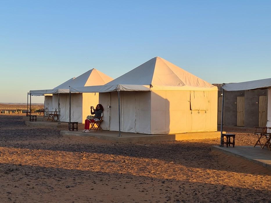 . Meroe Camp