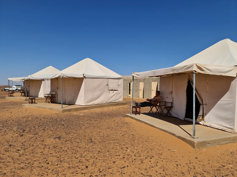 Corturi Meroe Camp