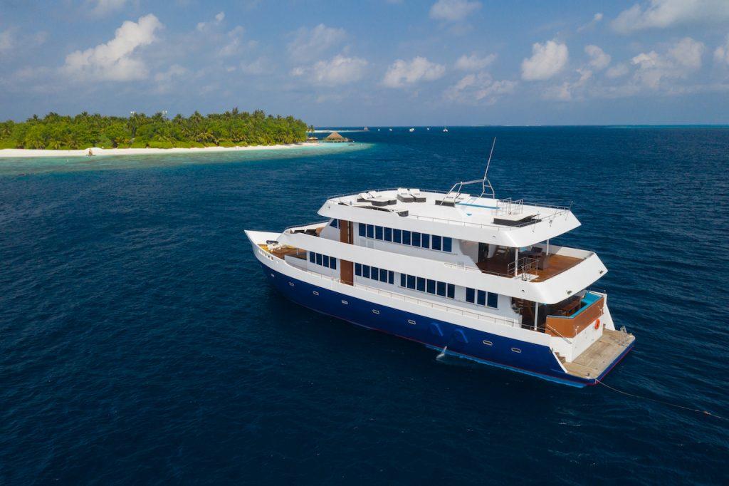 MV Maldives Explorer