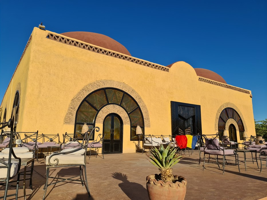 Restaurant Nubian Rest House
