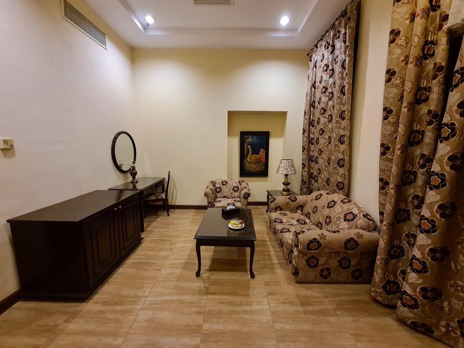 Camera hotel Khartoum
