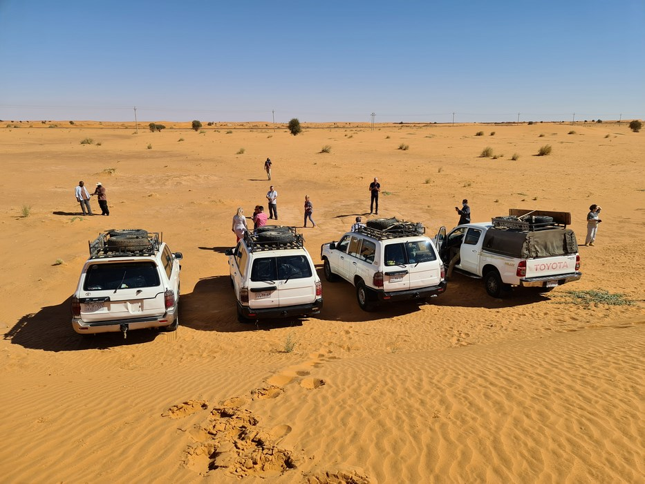 Expeditie Sudan