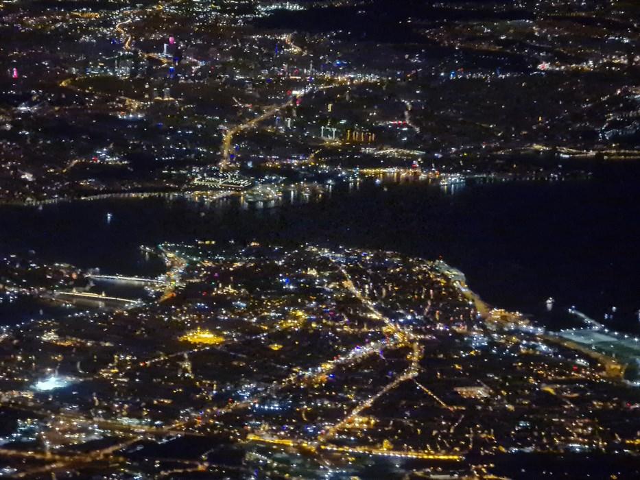 Istanbul noaptea
