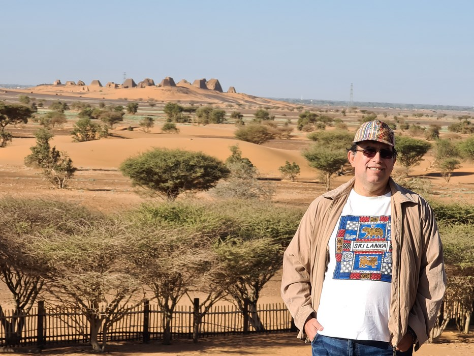 Piramide Meroe