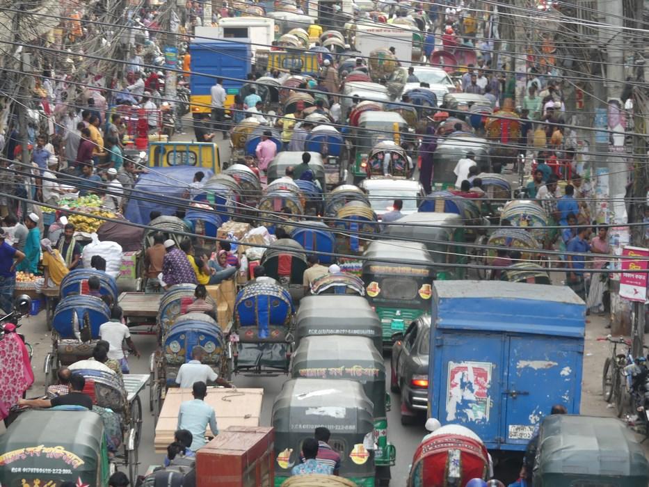 Dhaka. Bangladesh