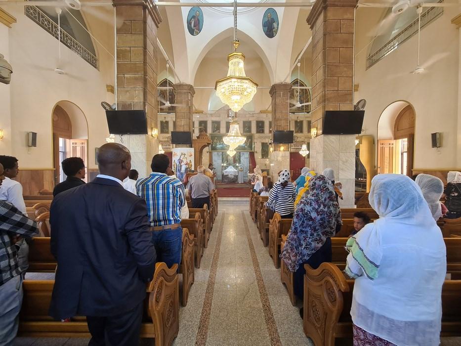 Biserica Ortodoxa Khartoum