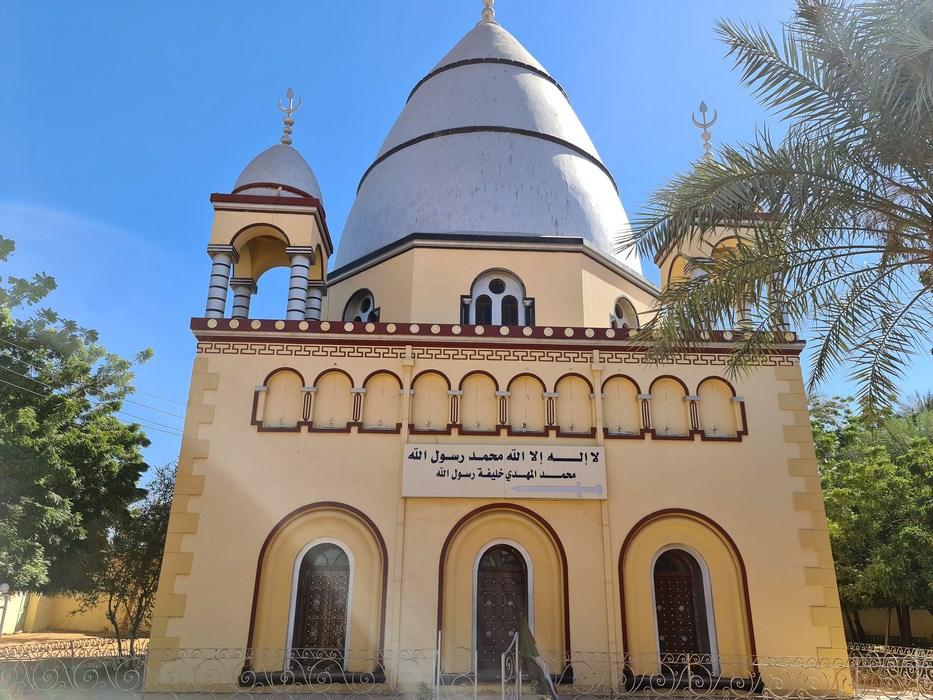 Mausoleu Mahdi