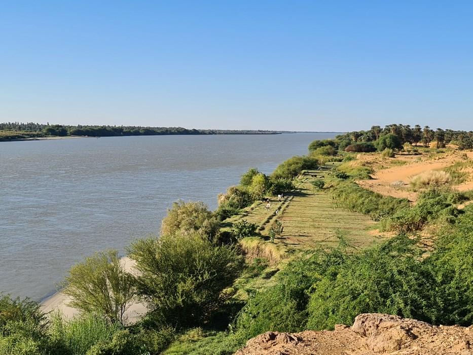 Nil Sudan
