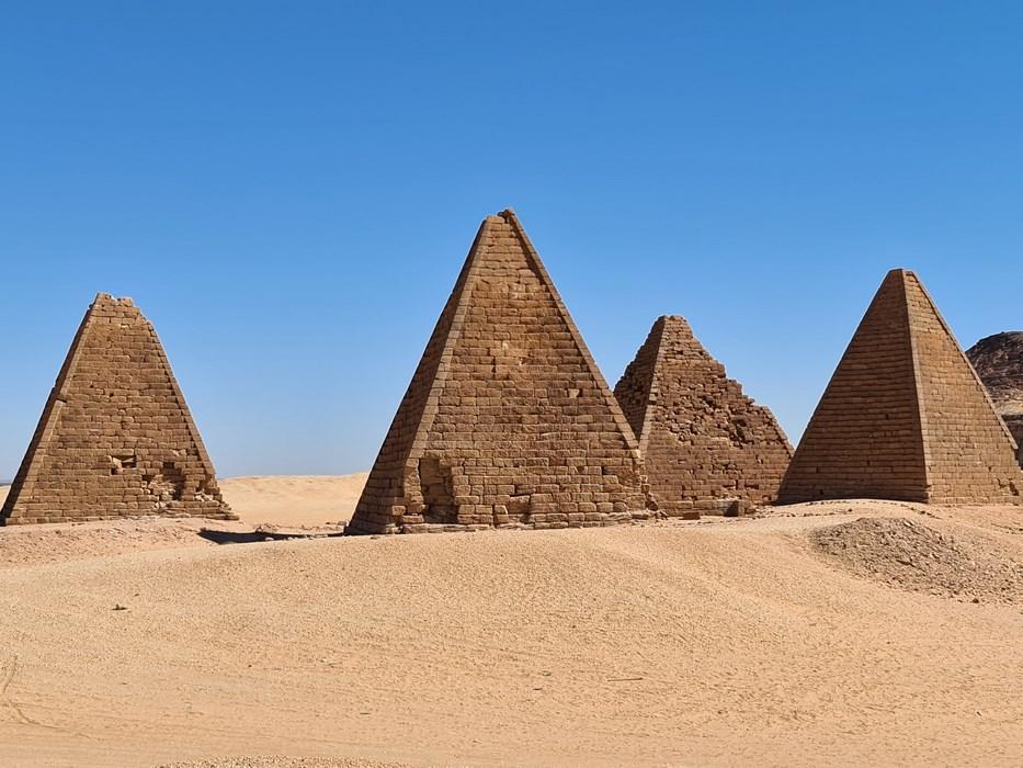 Piramide Napata