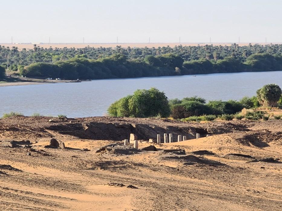 Old Dongola Nile