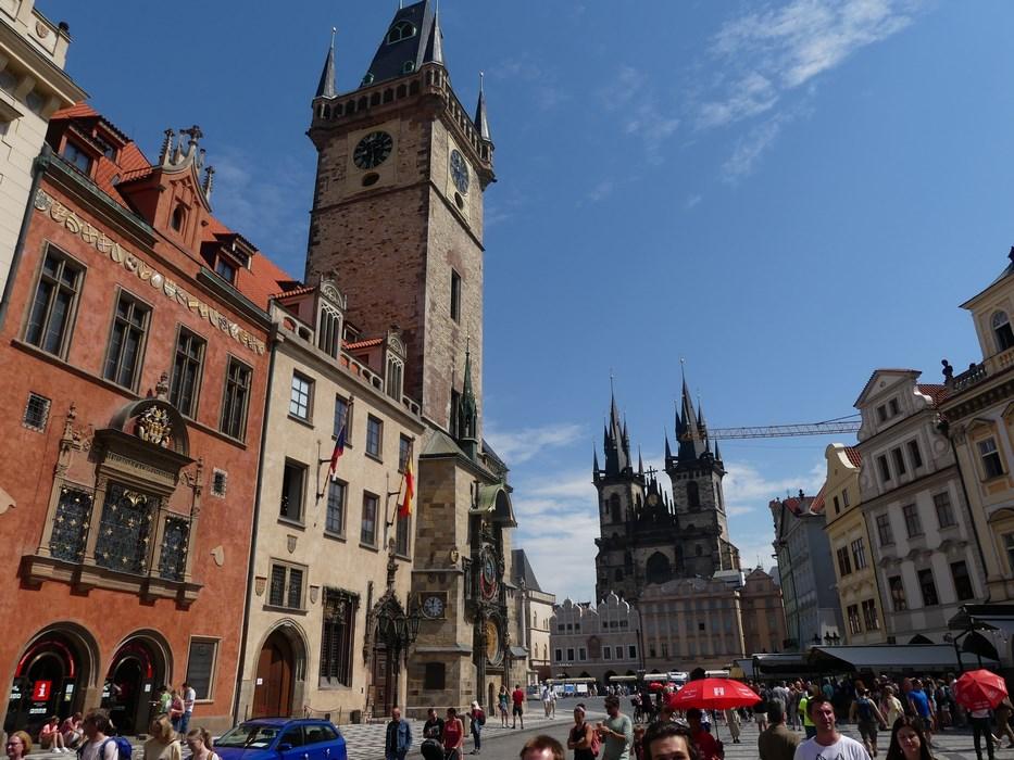 Piata Praga