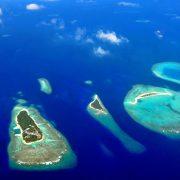 Atoli Maldive mica