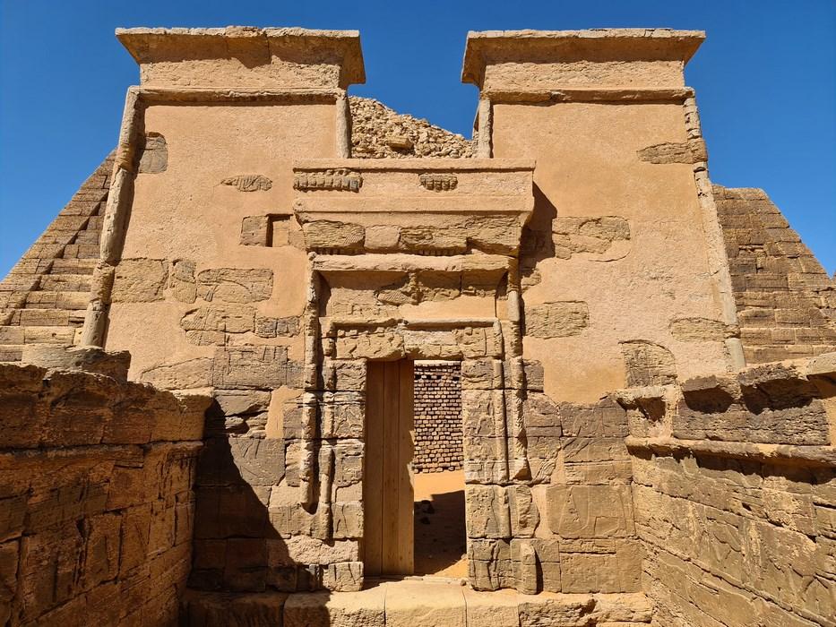 Portal piramide