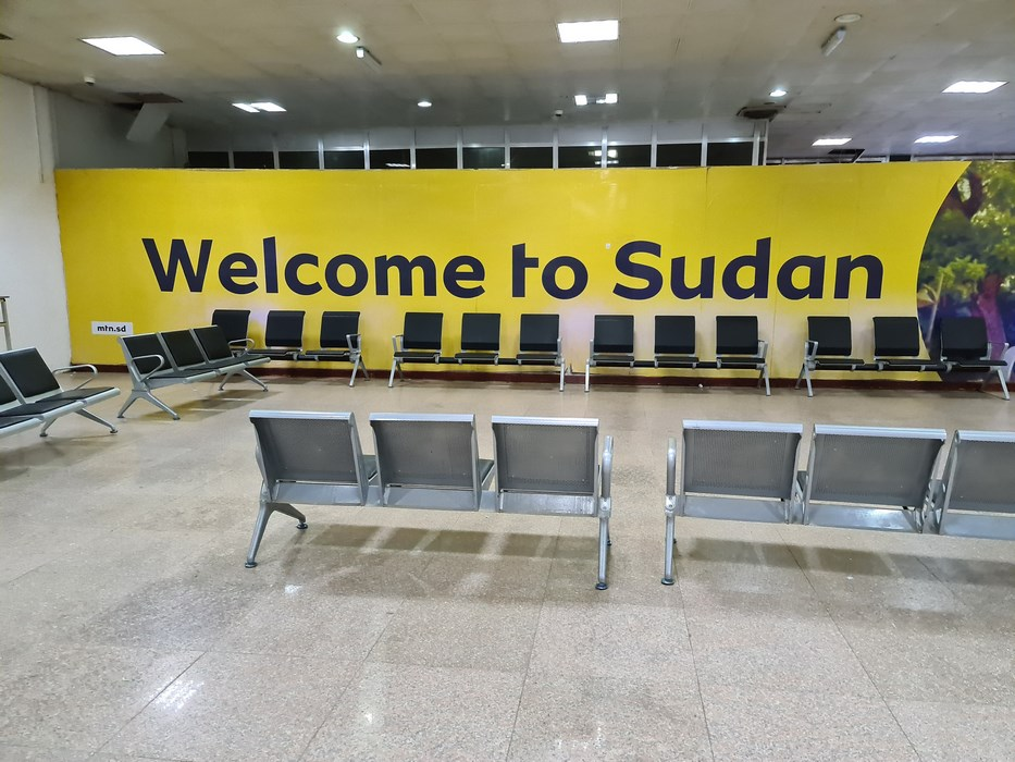 Welcome to Sudan