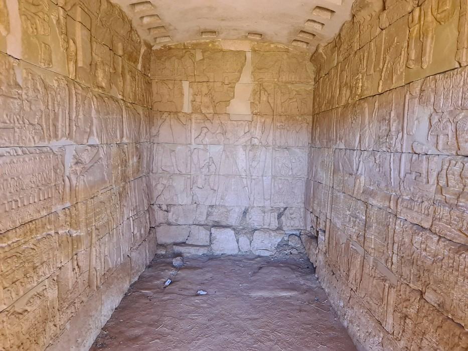 Interior mormant faraon