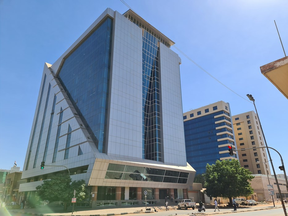 Khartoum modern
