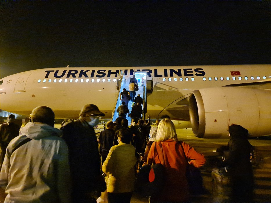 Turkish Airlines A