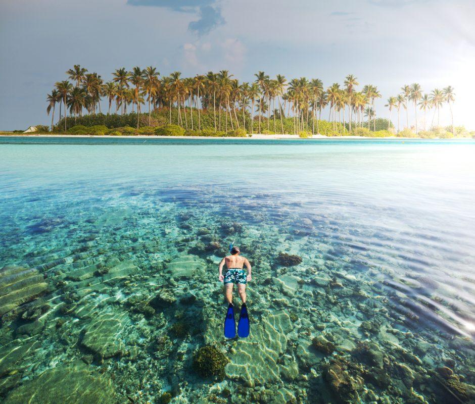 Snorkeling Maldive