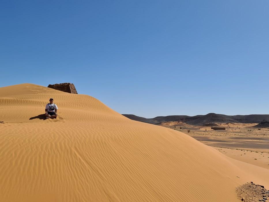 Desert la Meroe