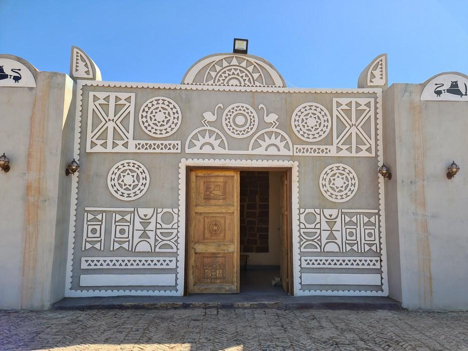 Centru vizitatori Meroe